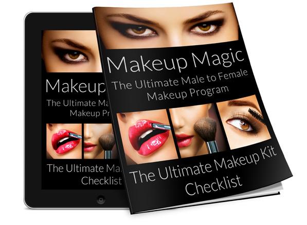 Makeup Magic Program - The Ultimate Makeup Kit Checklist