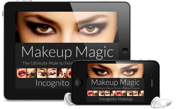 Makeup Magic Program - Incognito Makeup