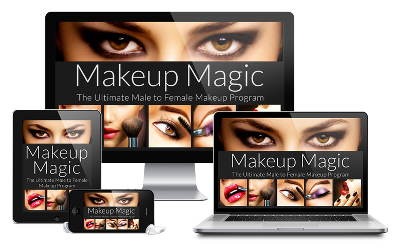 Makeup Magic - The Ultimate Male to Female Makeup Program